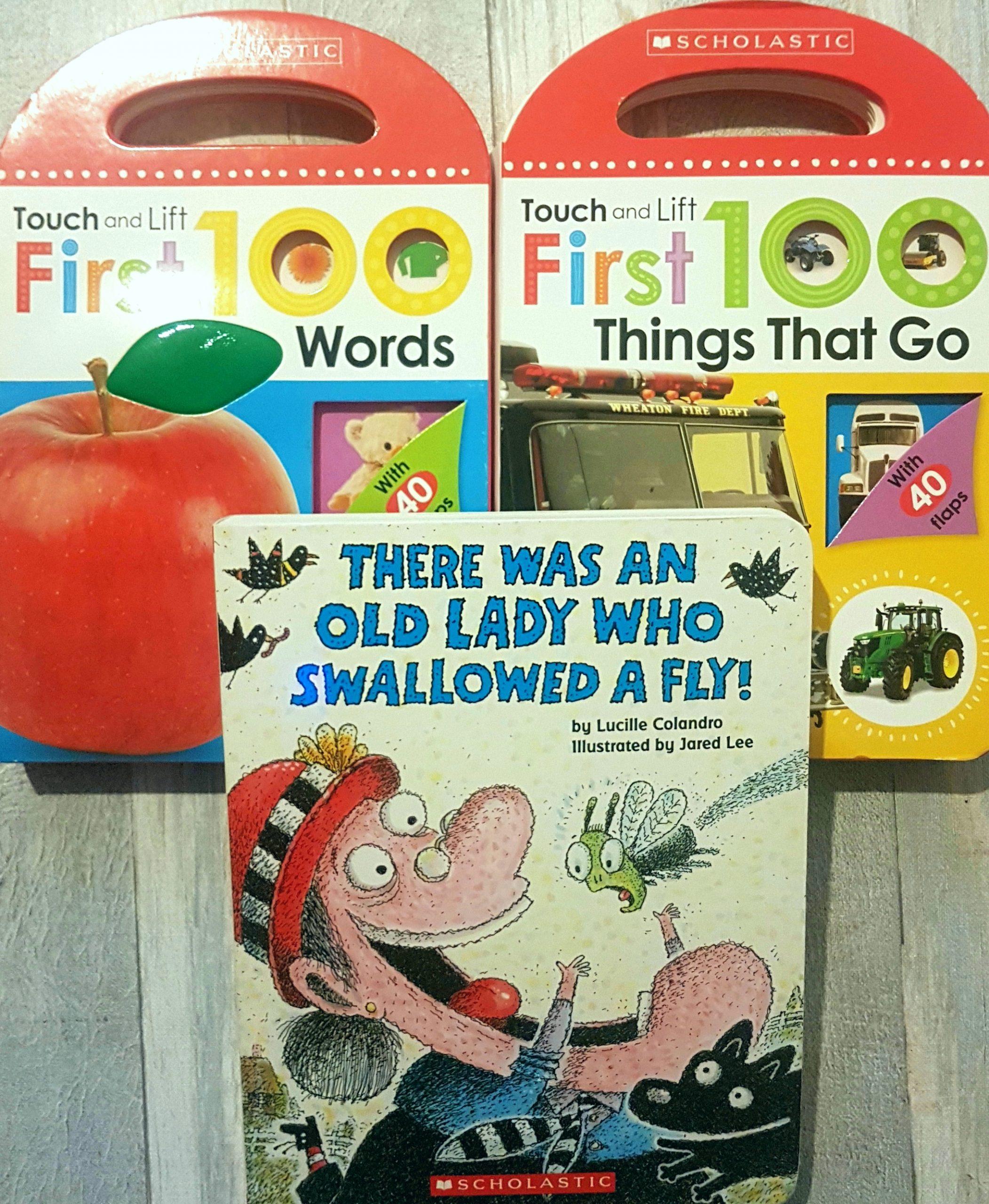 Książki do nauki języka angielskiego - Scholastic