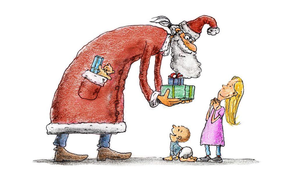 Boże Narodzenie Bajki Wierszyki I życzenia Bajkowy Tata