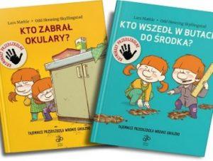 Wronie gniazdo - kryminały przedszkolne