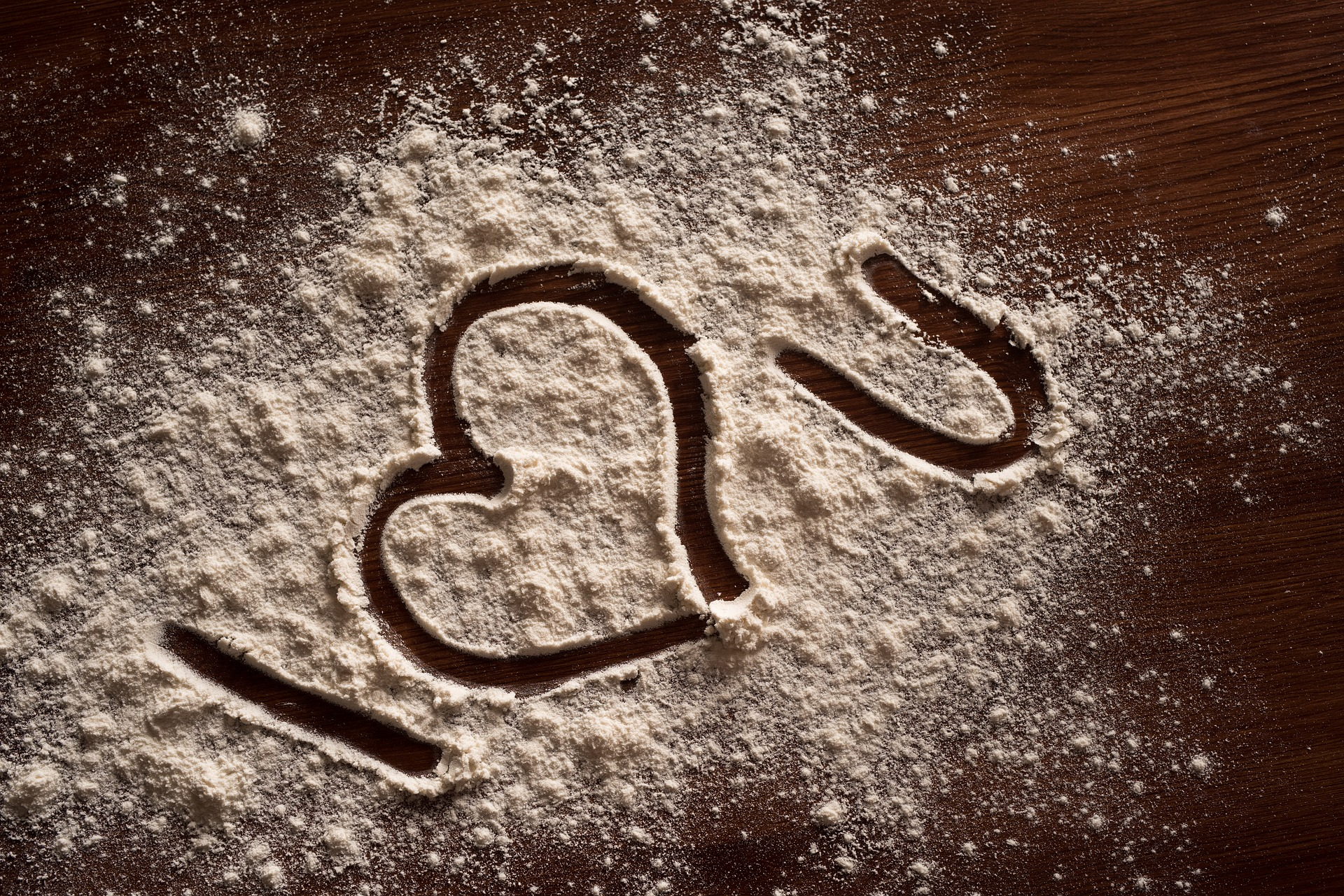 Fryderyku, a cemu mąka jest biała?