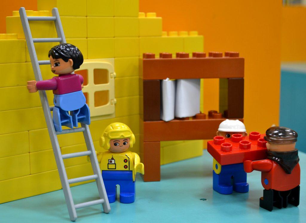 przyjemniaczek - bajka budowlana