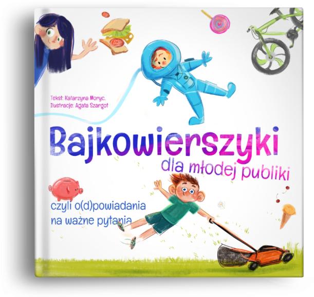 Bajkowierszyki - Katarzyna Moryc